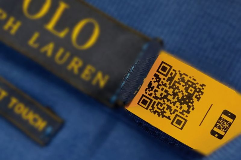 using qr codes for marketing clothing brands
