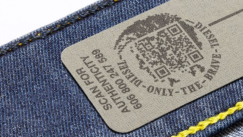 using qr codes for marketing diesel