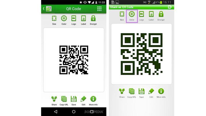 qr code scanner apps qr droid