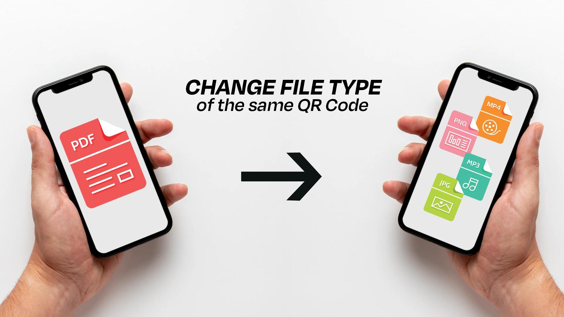 pdf qr code dynamic