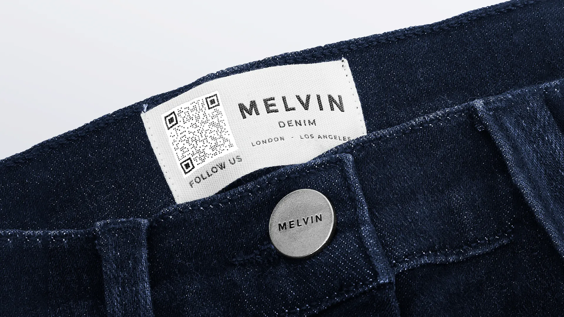 qr codes on clothing for social media