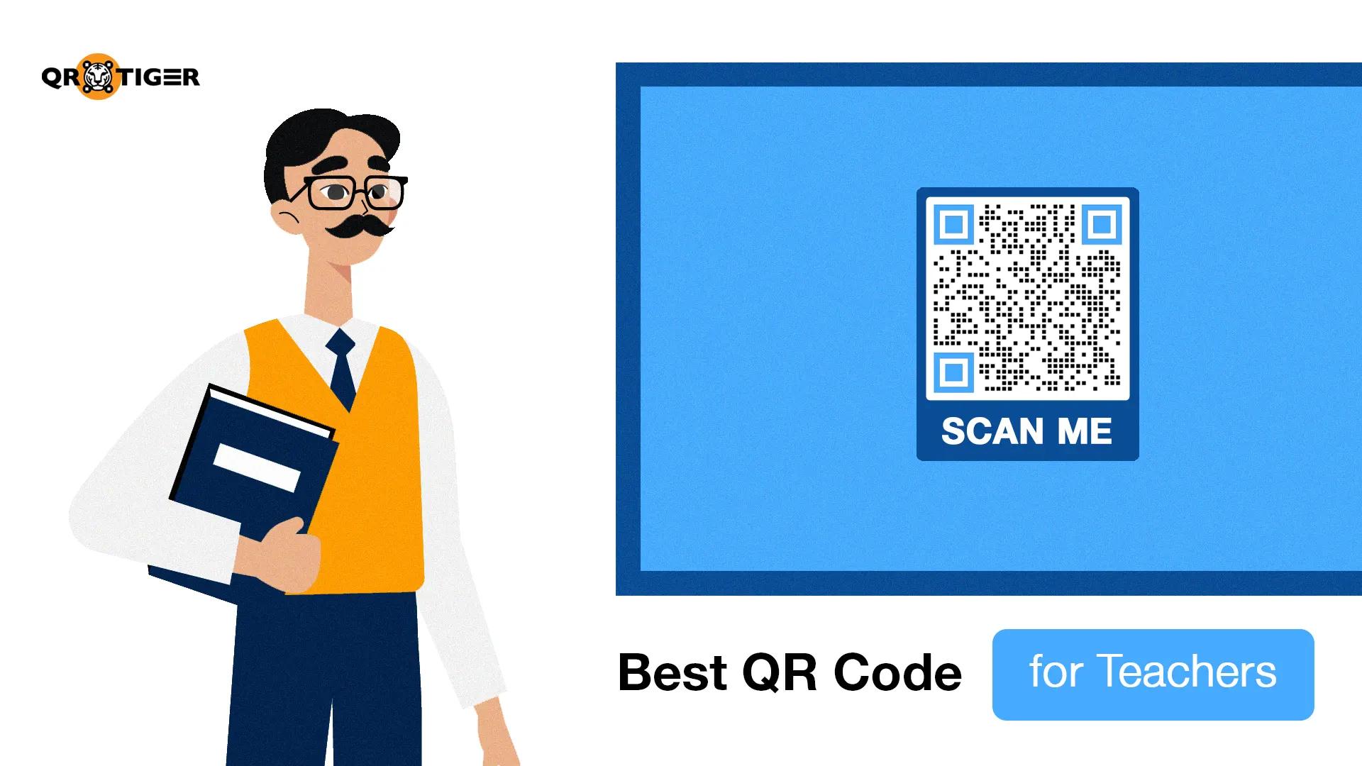 qr codes generator for teachers