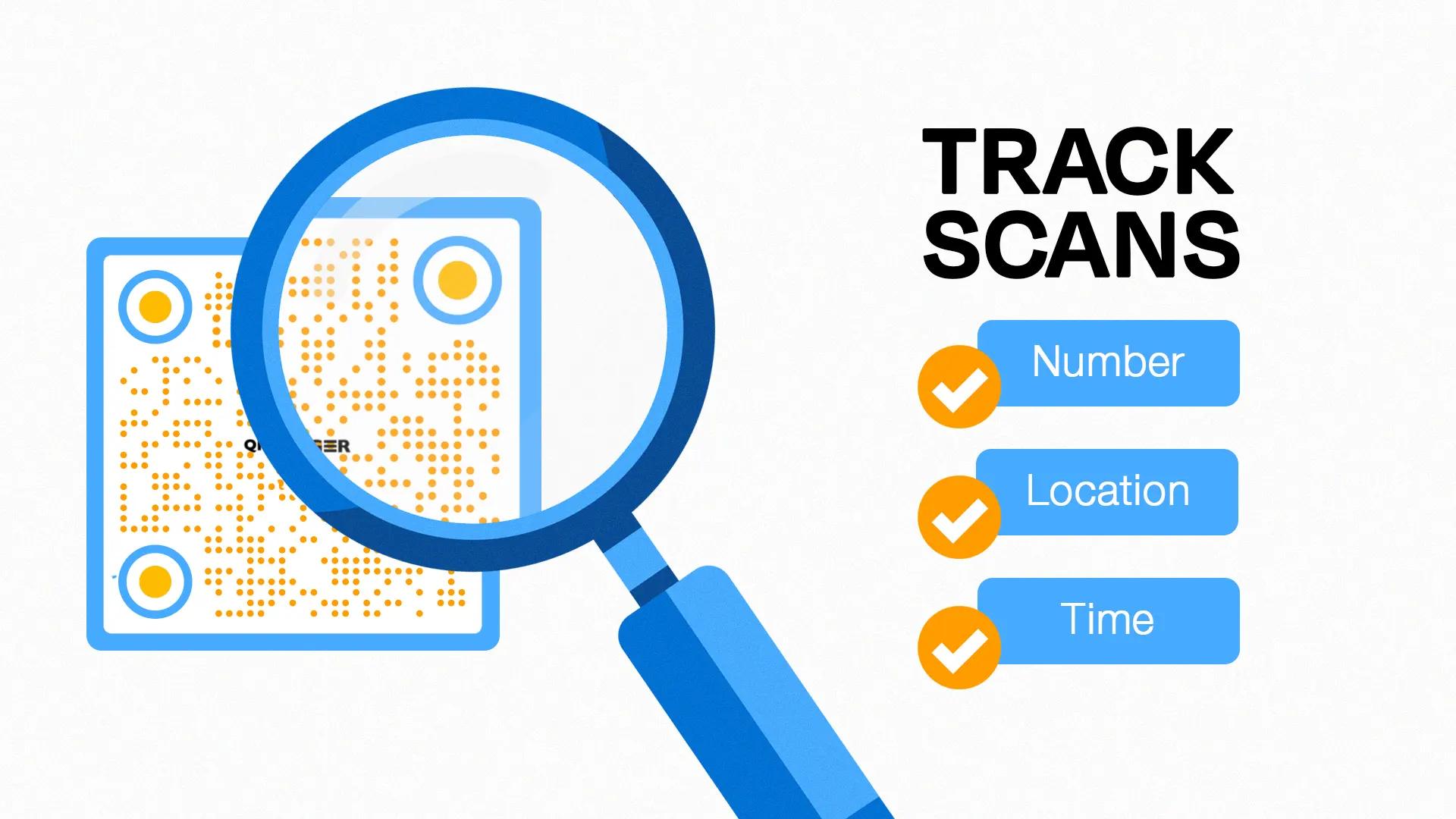 custom qr code design for tracking