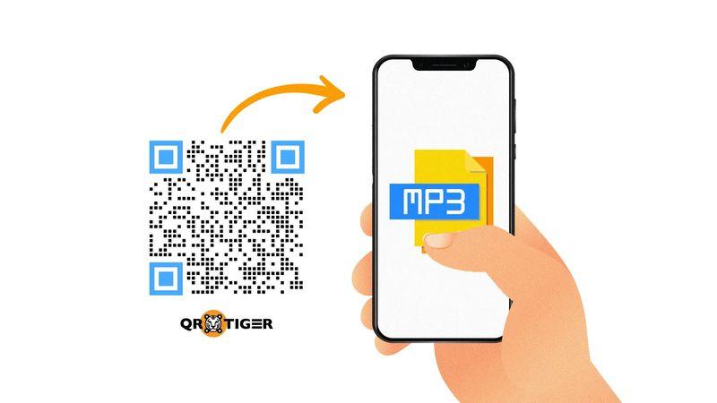 mp3 qr codes