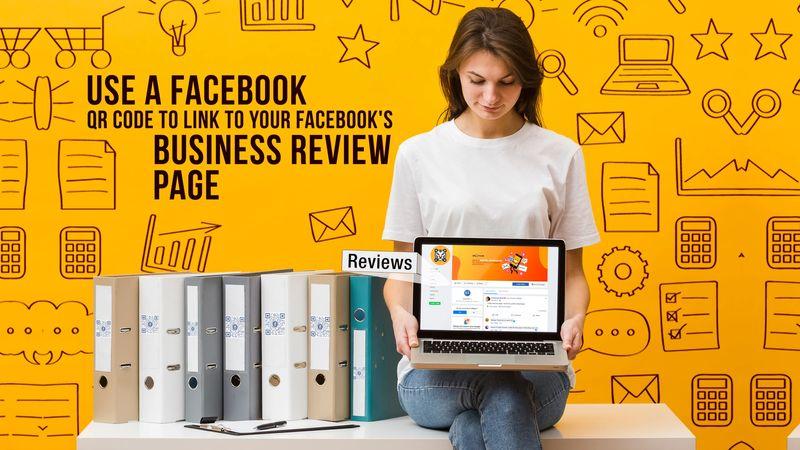 facebook check in qr code