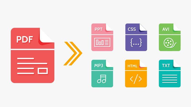 pdf qr code editable
