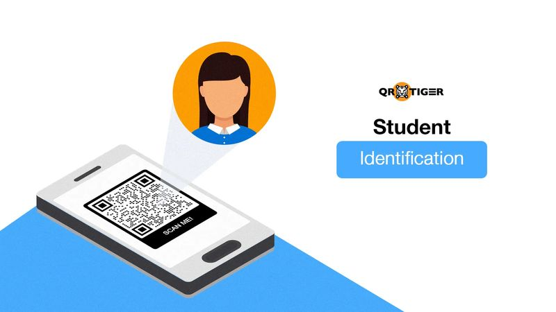 qr codes for student identification