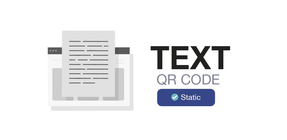 qr code text