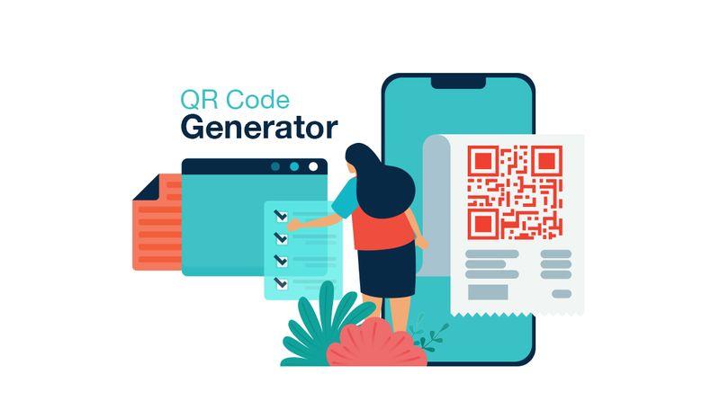 the qr code generator