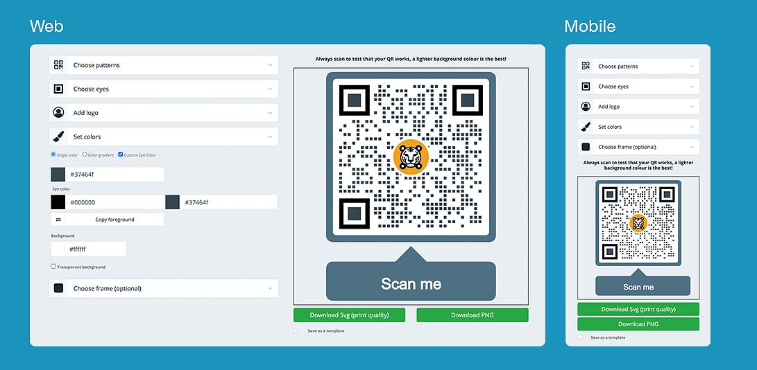 Best Free QR Code Generator for Customizations