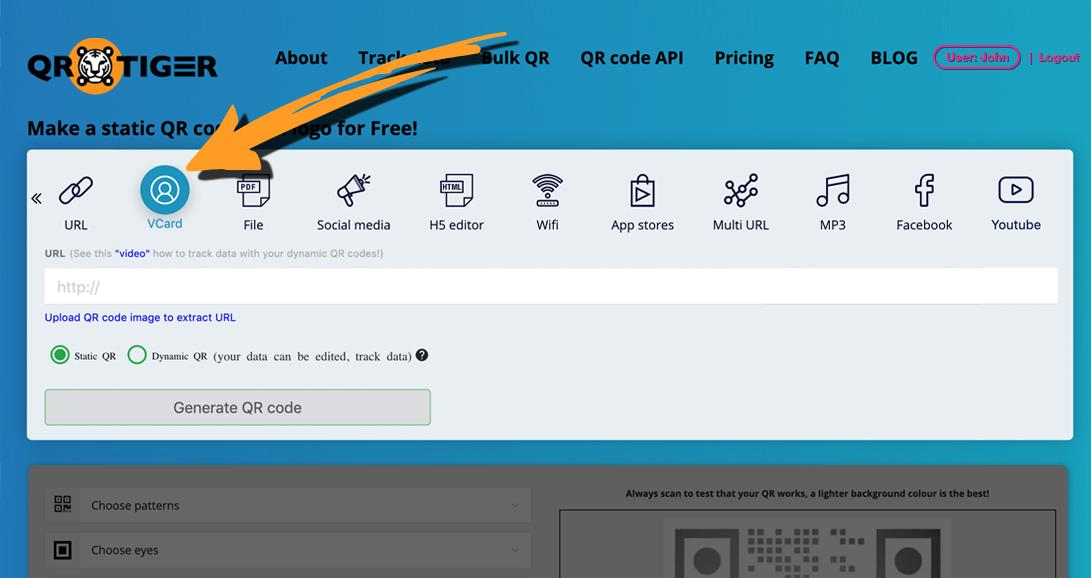 best qr code generator