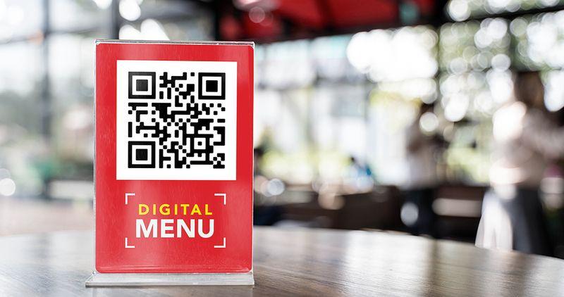 qr code menu for restaurants free