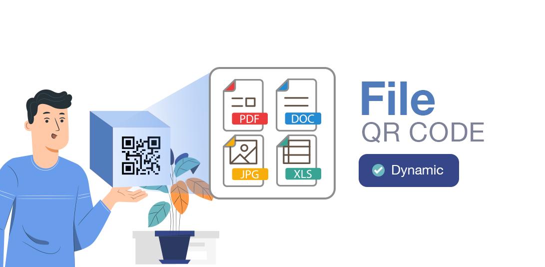 qr code types file