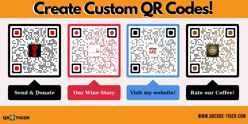 qr codes on product packaging example