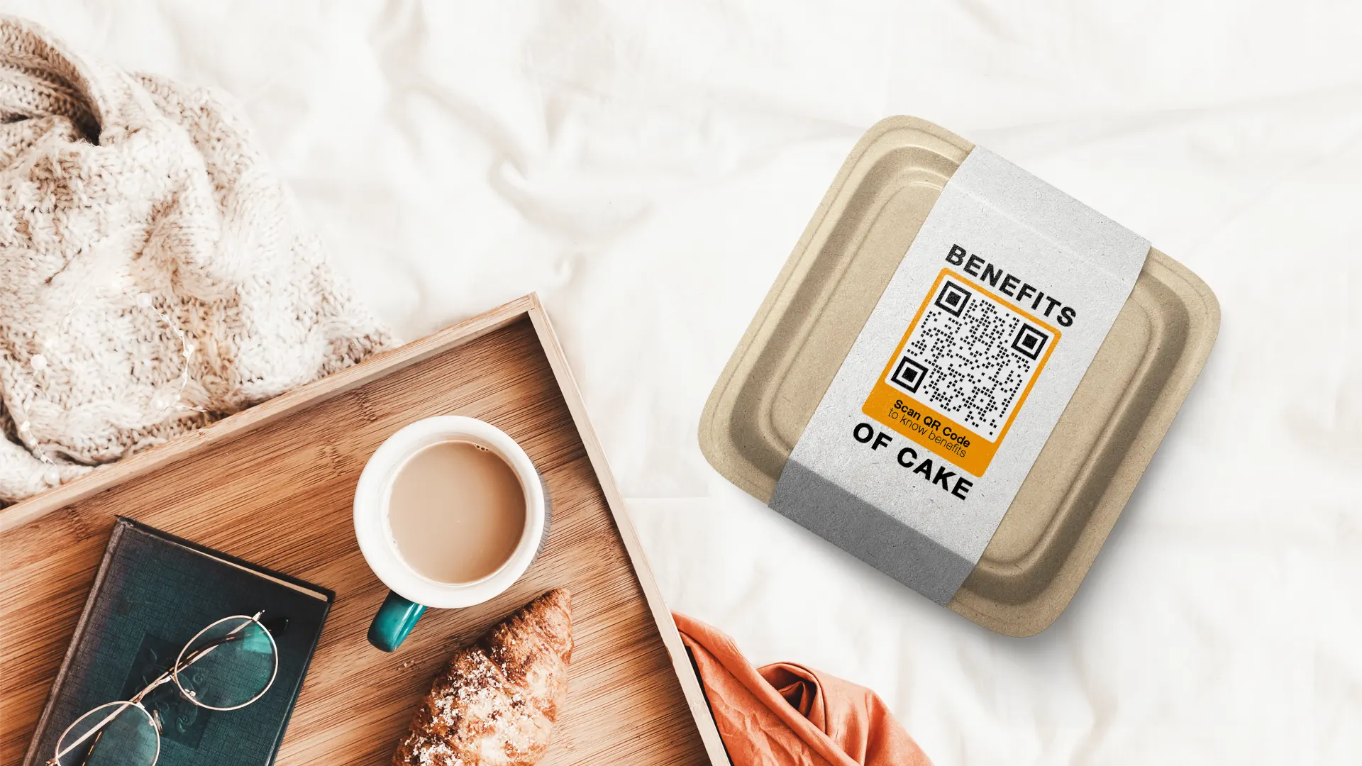 creative uses of qr codes food packaging