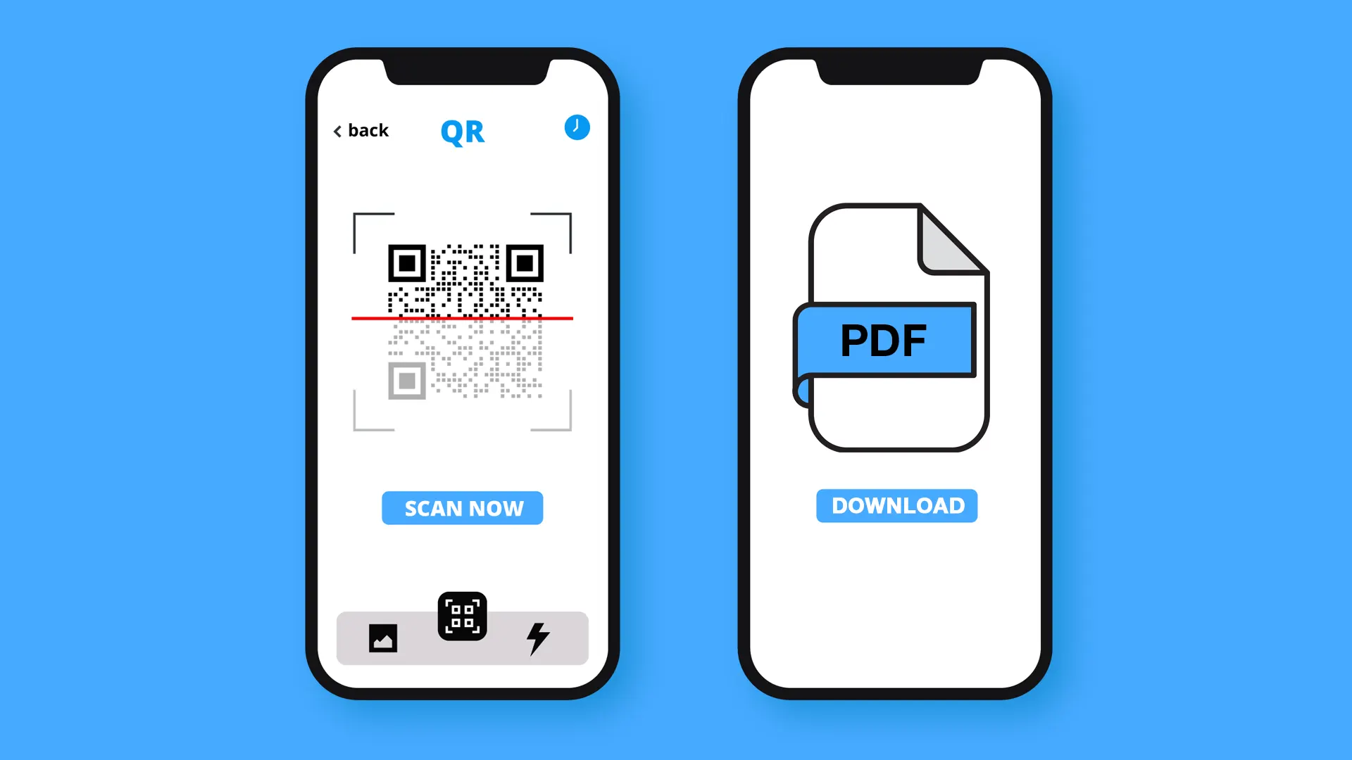 pdf qr code generator