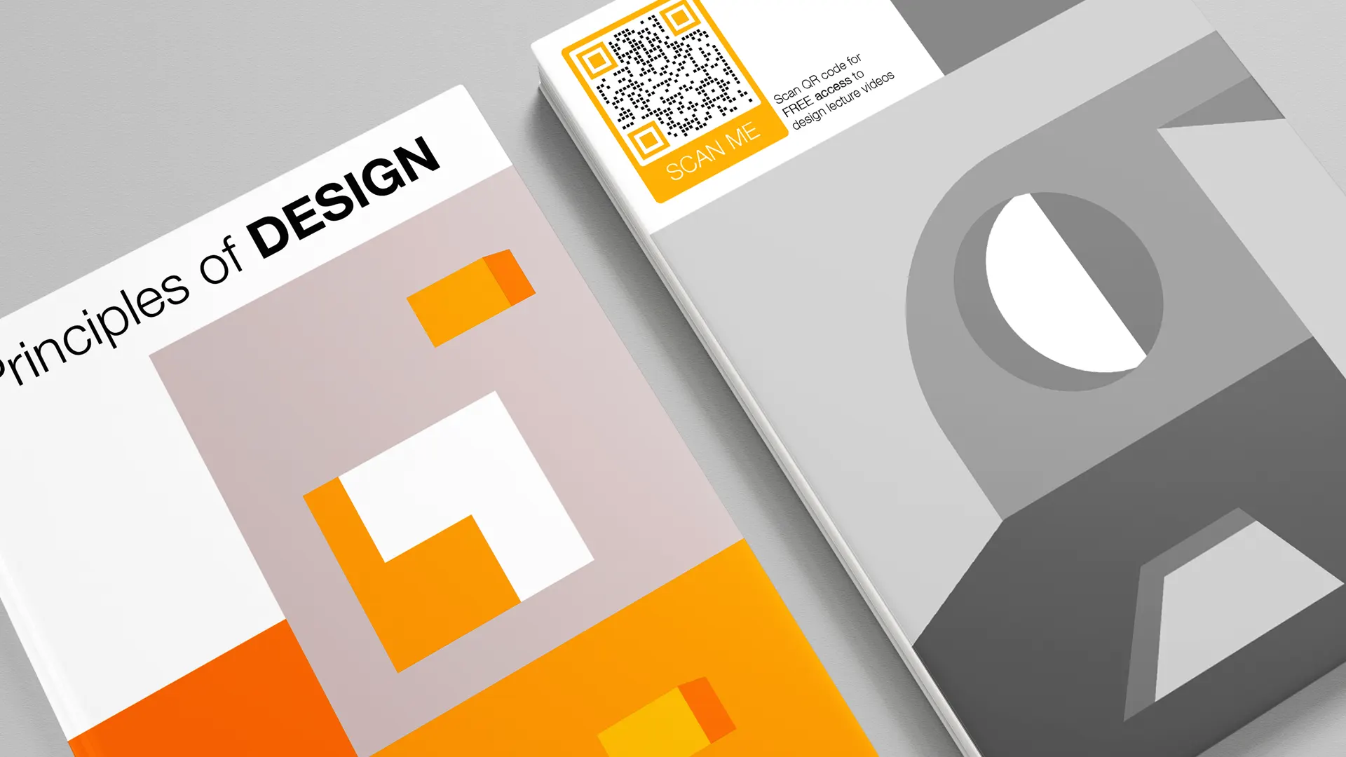 qr codes in print ads online education