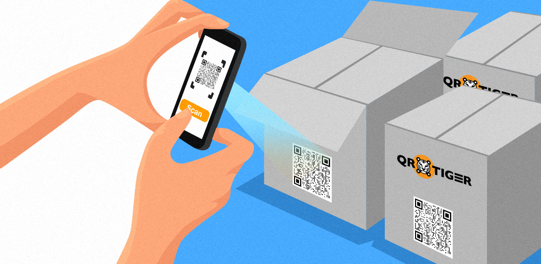 qr codes for inventory phone