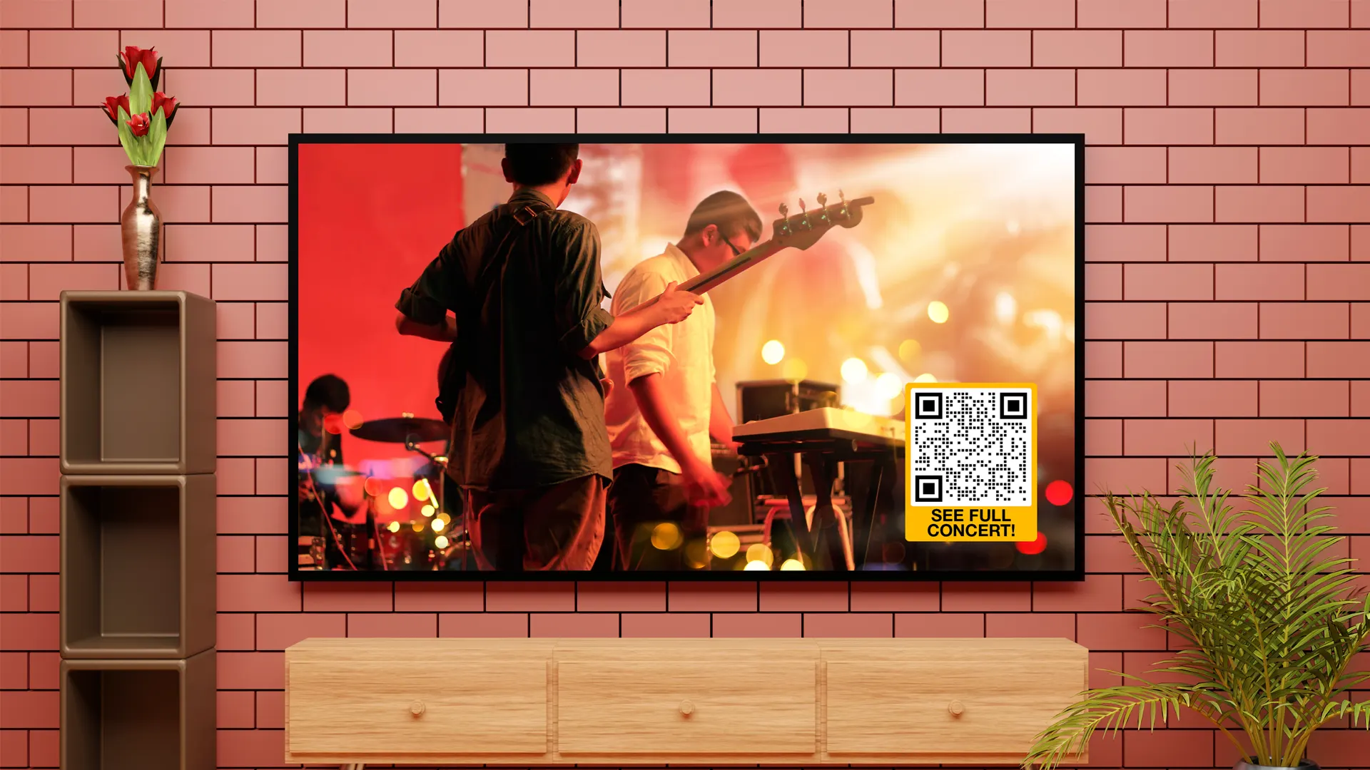 augmented reality qr code interactive content