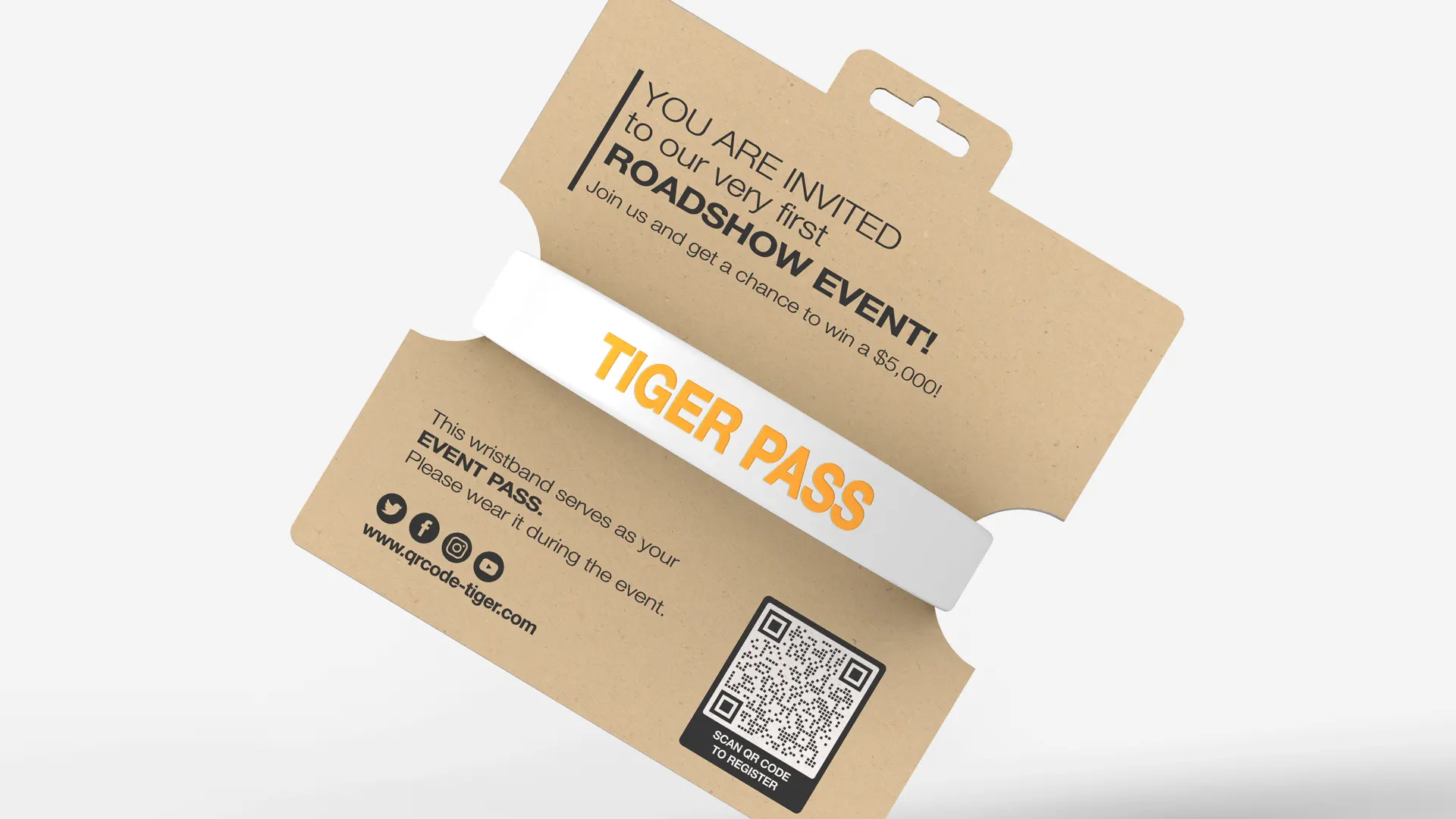 qr code discount on passes