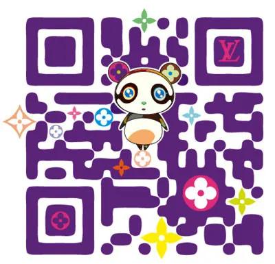 branded qr code