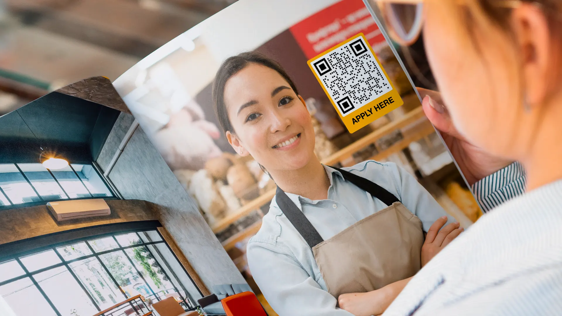 qr codes in recruiting