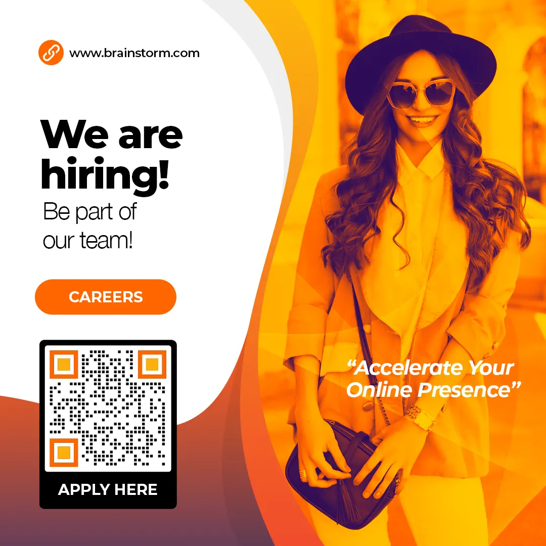 qr codes in recruiting posters