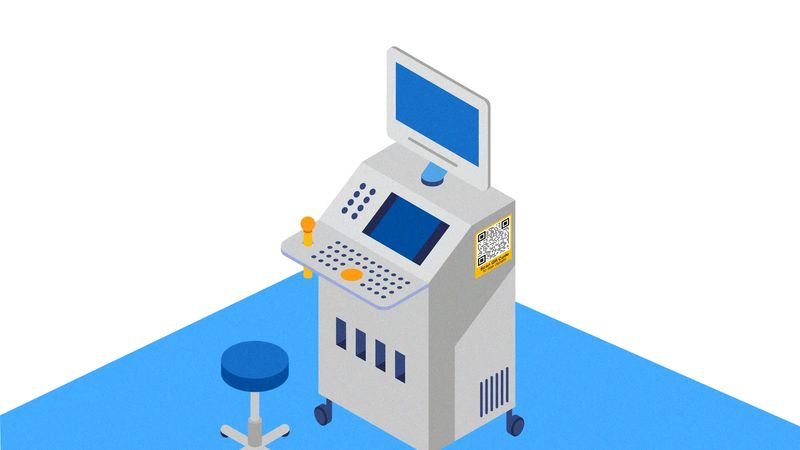 qr codes in hospitals