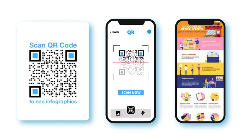 qr code for files