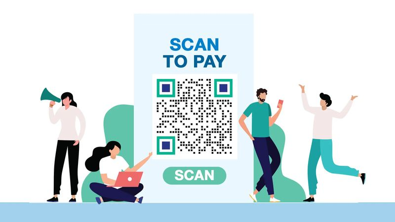 qr codes in australia payments