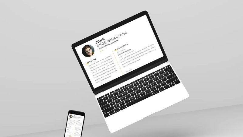 qr code business card generator for resume