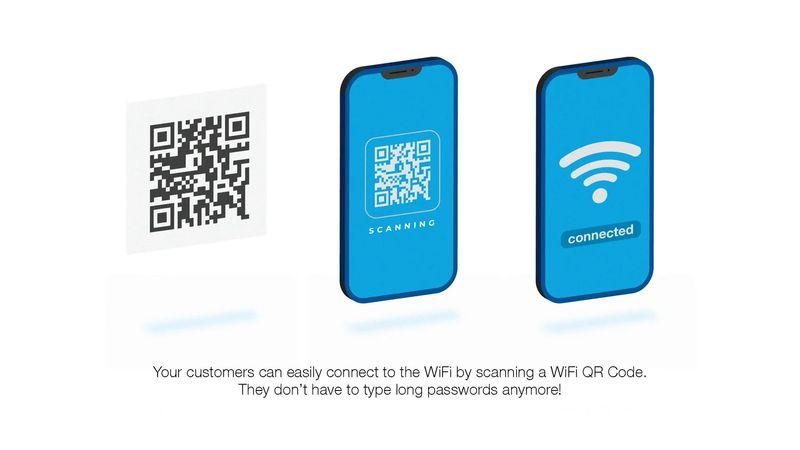 best qr code generator for wifi