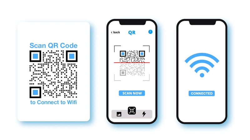 scan qr code android wifi