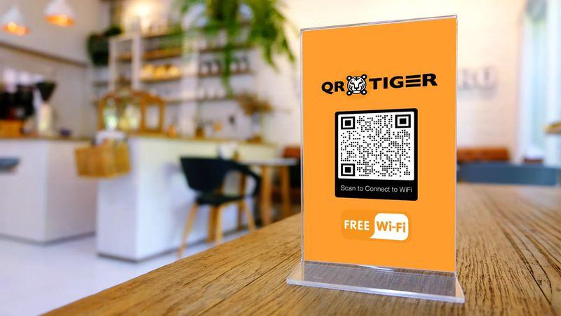 creative uses of qr codes wifi qr code
