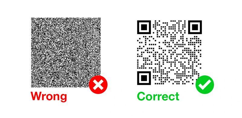 qr code for books static