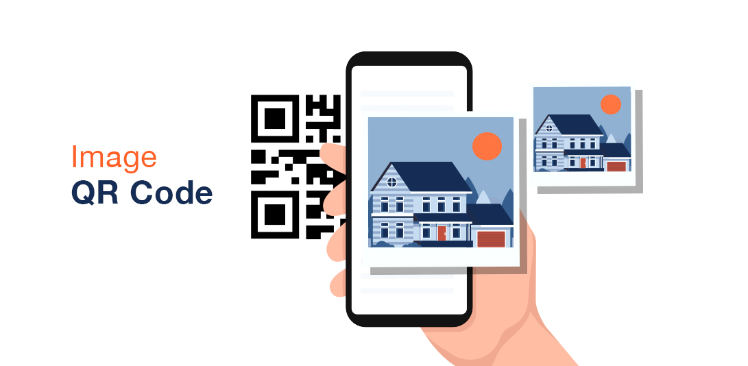 qr code for real estate listings