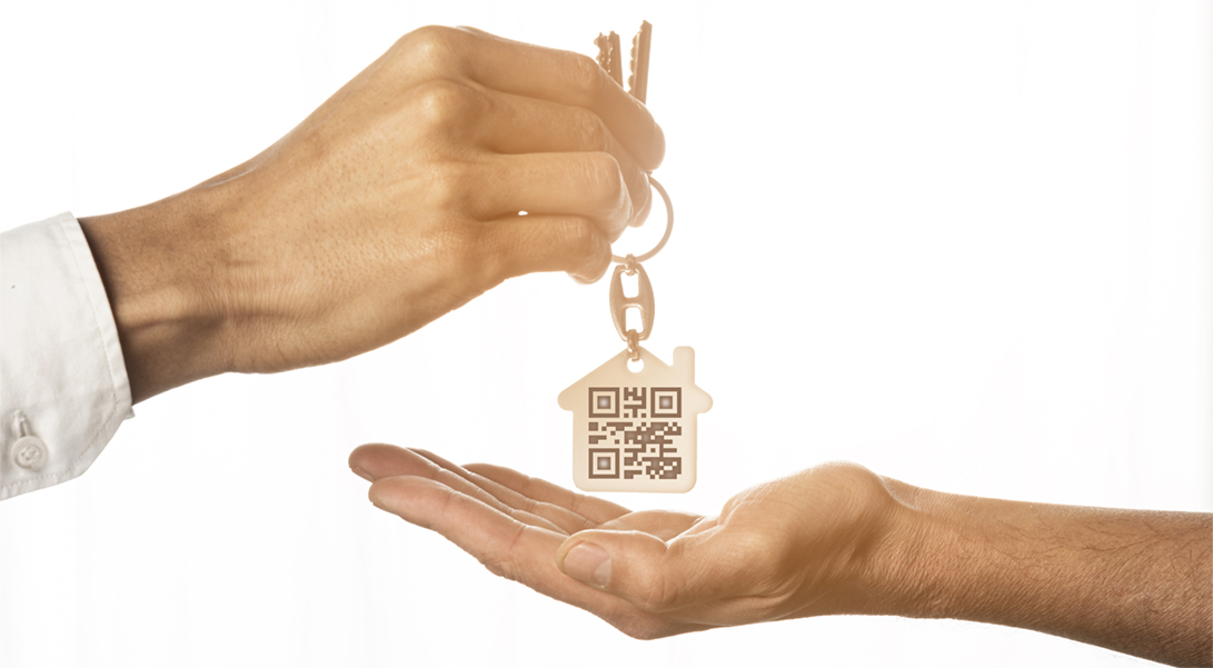 qr codes in real estate housing