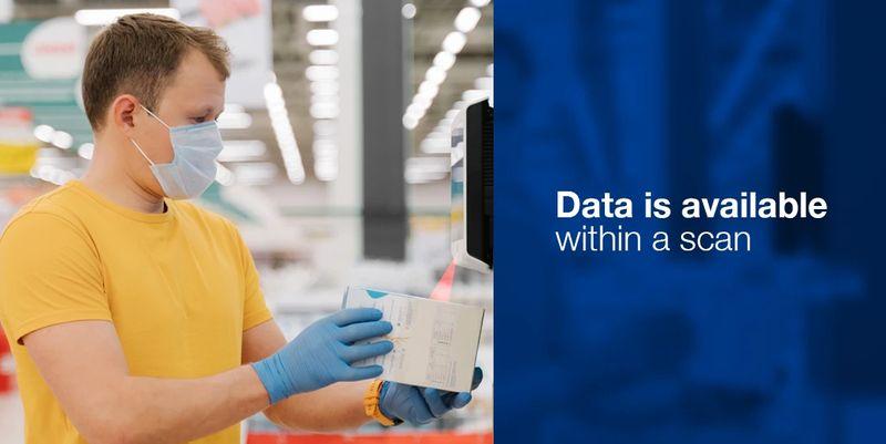 benefits of qr code vs barcode