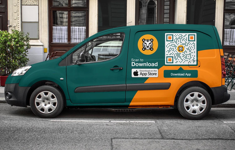 b2b sales on wheels