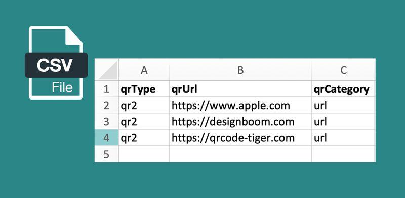 bulk qr code generator in google sheets
