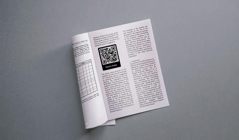 qr code for books textbooks
