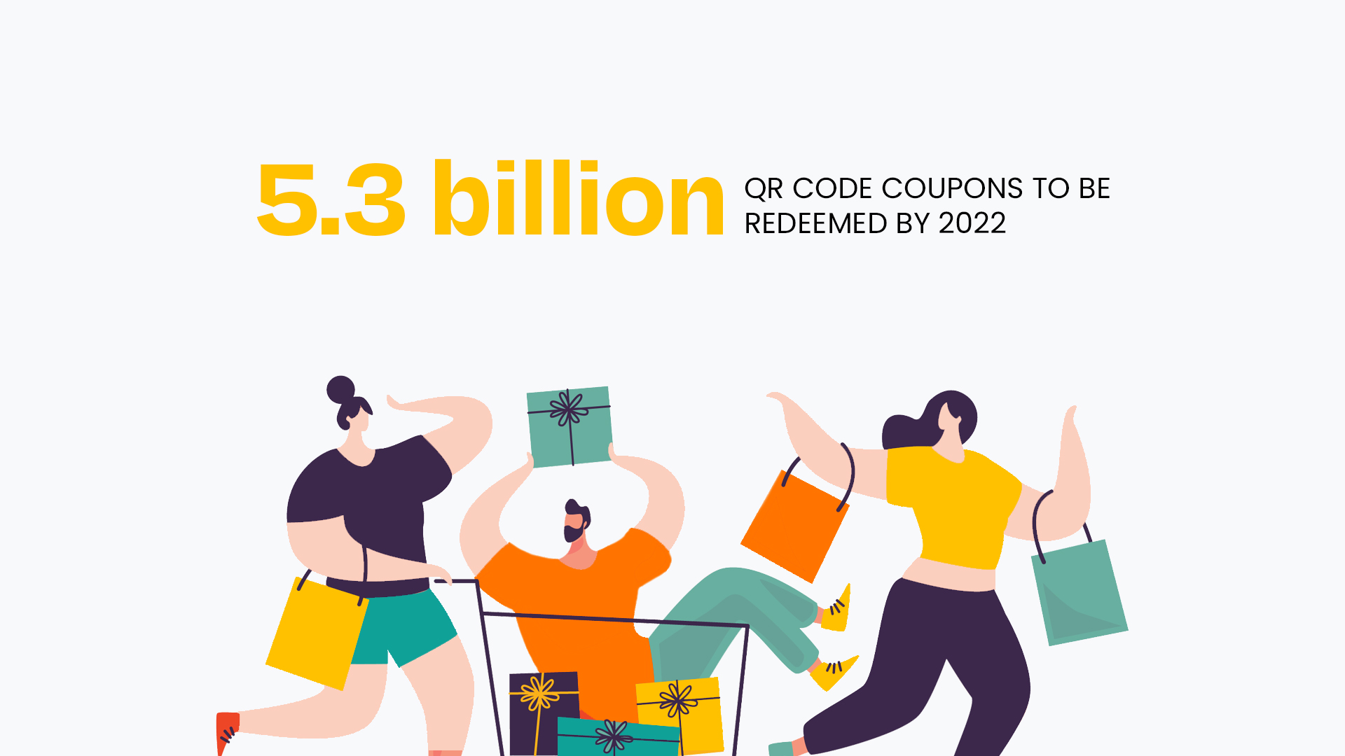 qr code statistics coupon