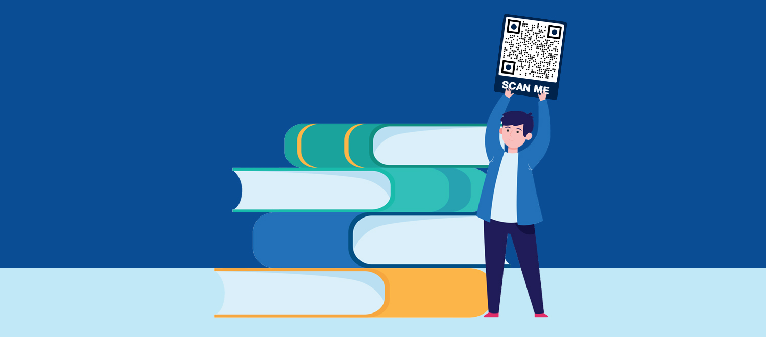 qr code for word document learning materials