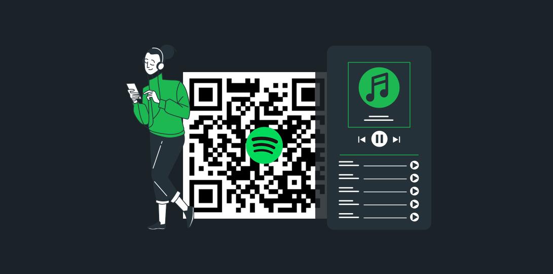 customize spotify qr code