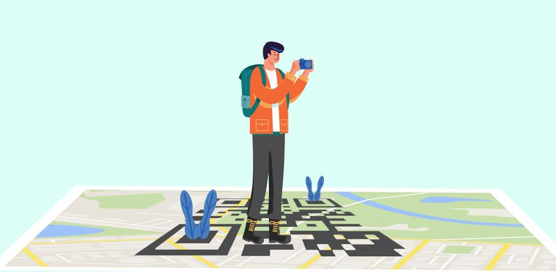 qr code for travel