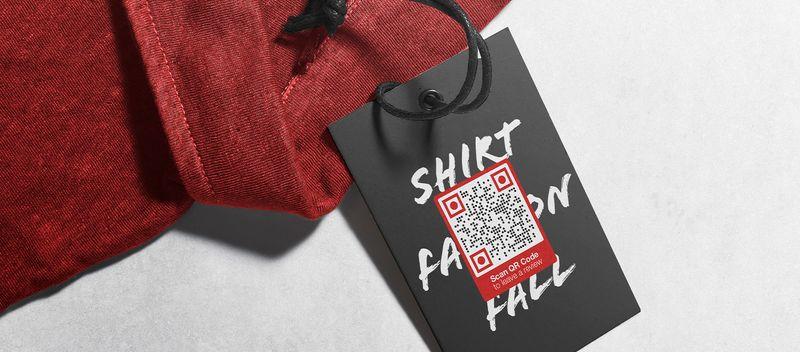 qr code for shirt