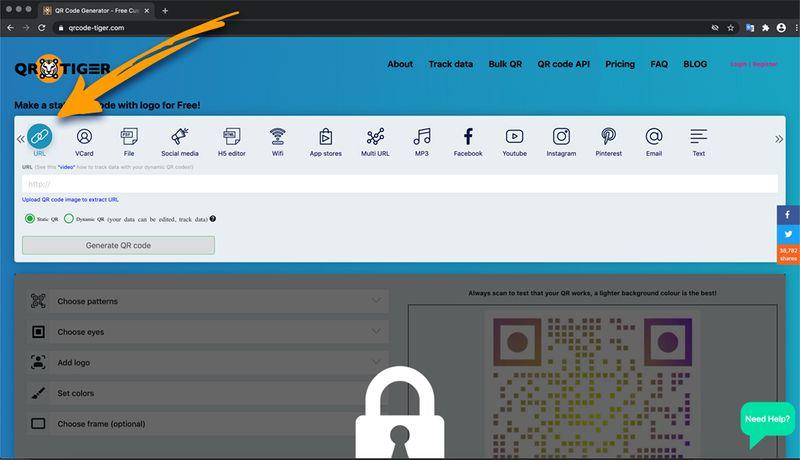 free bulk qr code generator excel