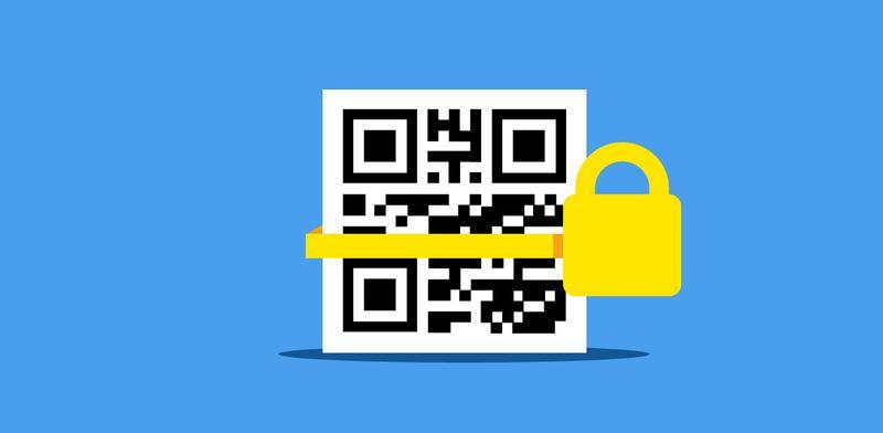 security qr codes