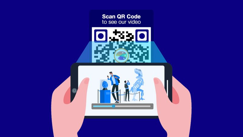 video qr code