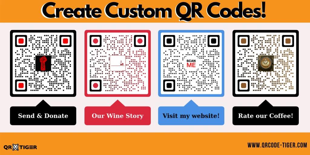 customized qr codes